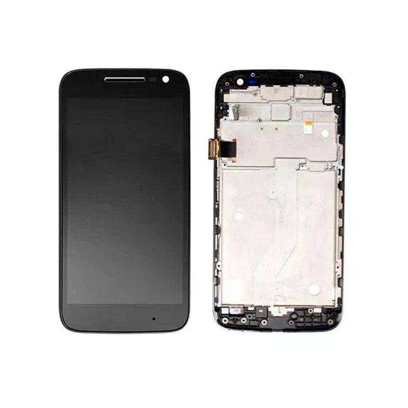 Tela Lcd Touch Frontal Para Moto G4 Play