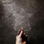 Acrílico Estrela