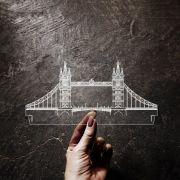 Acrílico Ponte de Londres