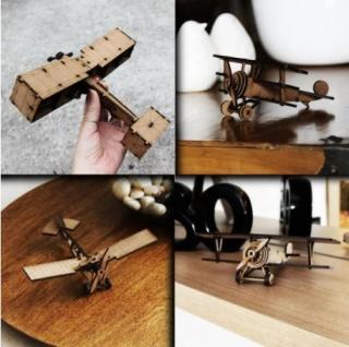 Aviões para montar