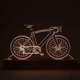 Bicicletas - Luminária Bicicleta Speed