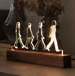 Luminária Abbey Road