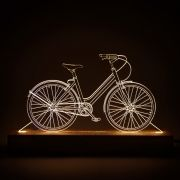 Luminária Bicicleta de Passeio