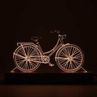 Luminária Bicicleta Holandesa