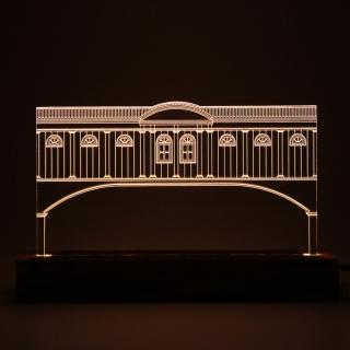 Luminária Casa da Glória Diamantina