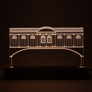 Minas Gerais - Minas Gerais - Luminária Casa da Glória - Diamantina
