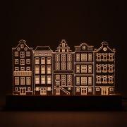 Luminária Casas Holandesas