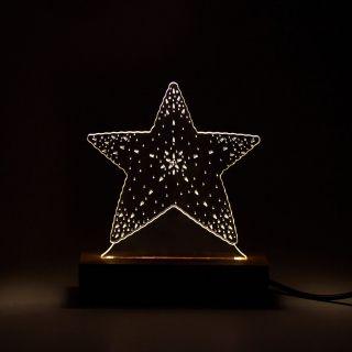 Marinhos - Luminária Estrela do Mar