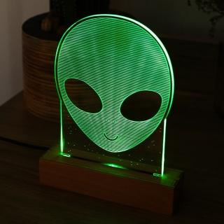 Luminária Extraterrestre