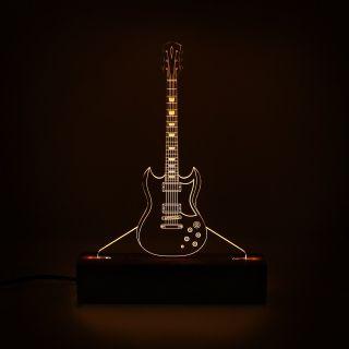 Luminária Guitarra SG