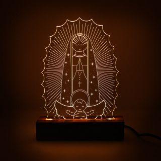 Luminária Nossa Senhora de Guadalupe