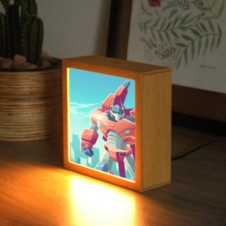 Luminária Personalizada - Anime