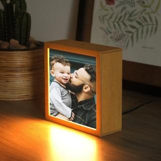 Luminária Personalizada - Dia dos Pais