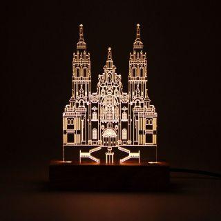Europa - Luminária Santiago de Compostela - Espanha