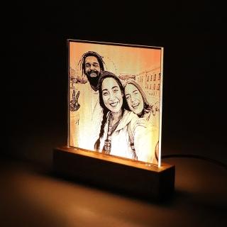 Luminária Selfie