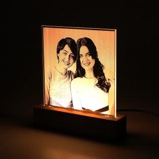 Luminária Selfie - Dia dos Namorados