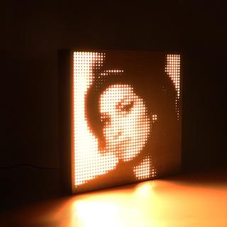 Luminária Winehouse