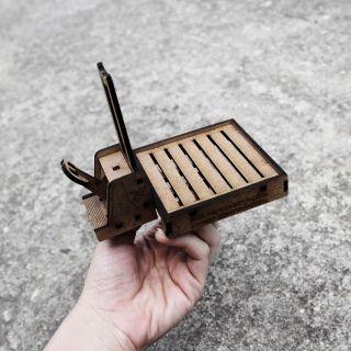 Miniatura Empilhadeira - SZ Laboratório