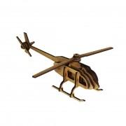 Aviões - Miniatura para montar Helicóptero