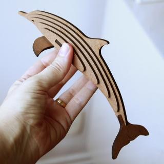 Miniatura Golfinho
