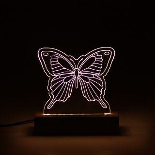 Natureza - Luminária Borboleta