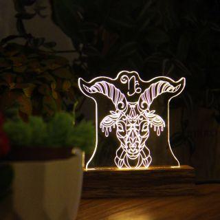 Luminária Signo Capricórnio