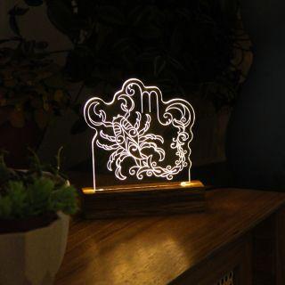 Luminária Signo Escorpião