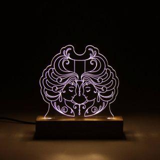 Signo - Luminária Gêmeos