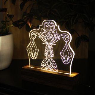 Luminária Signo Libra