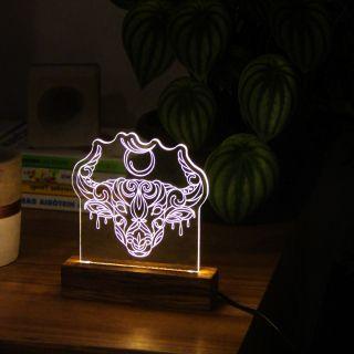 Luminária Signo Touro