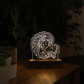 Luminária Signo Virgem