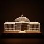Luminária Palácio de Cristal
