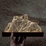 Luminária Pedra da Gávea