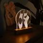 Luminária Sapatilha Ballet