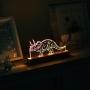Luminária Triceratops