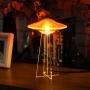 Luminária UFO - Laranja - Vaca