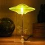 Luminária UFO - Verde - Cachorro