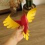 Papercraft Pássaro