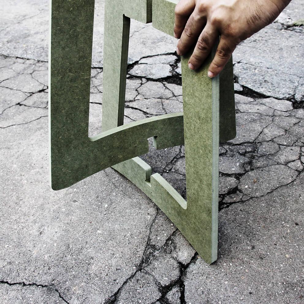 Banco para montar - Arco