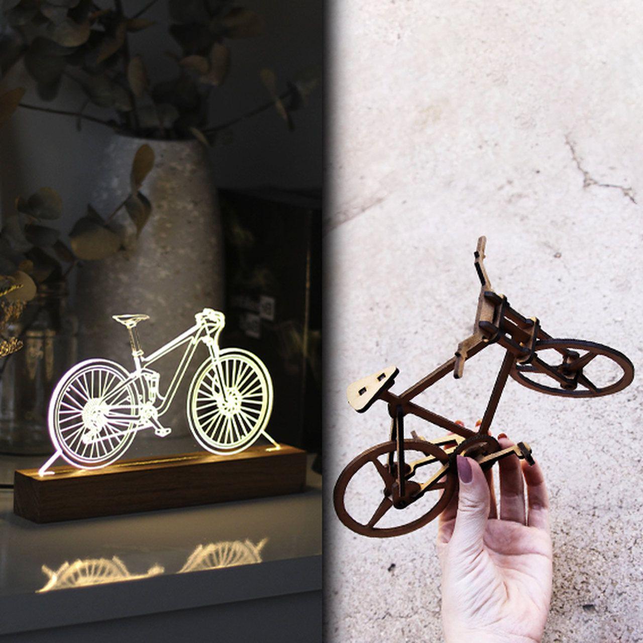 Kit Loucos por Bicicleta