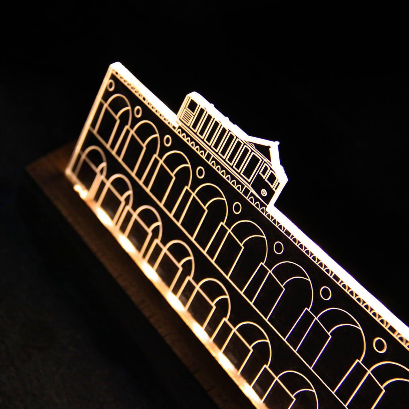 Rio de Janeiro - Luminária Arcos da Lapa