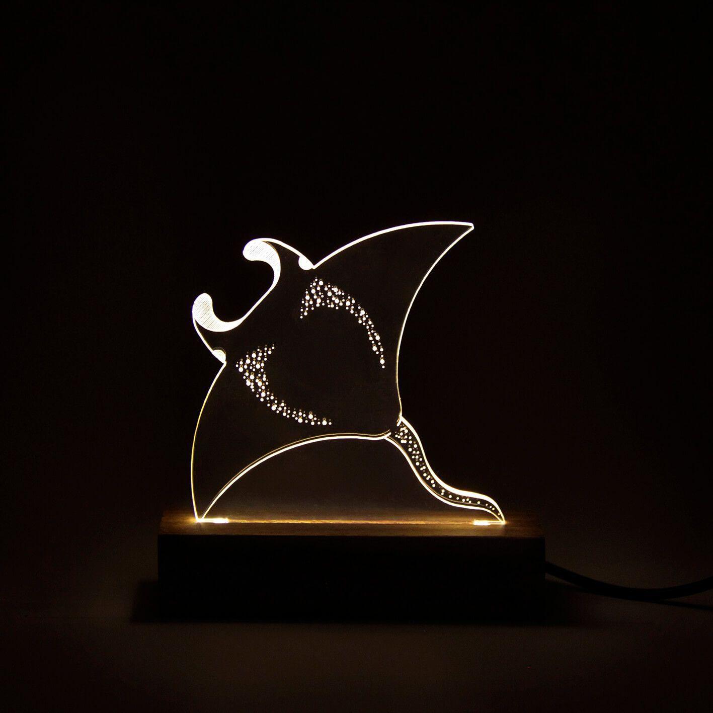 Marinhos - Luminária Arraia