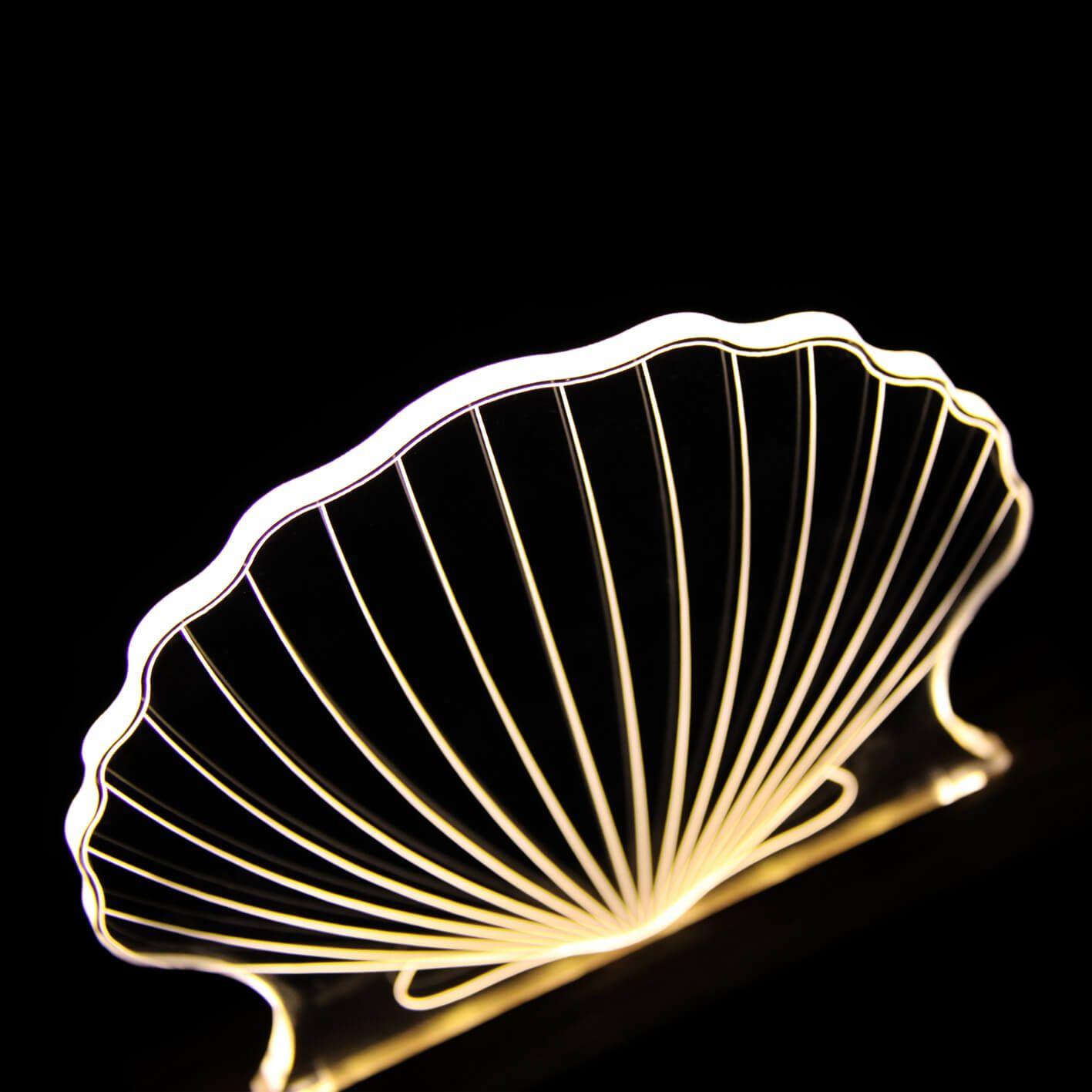 Marinhos - Luminária Concha