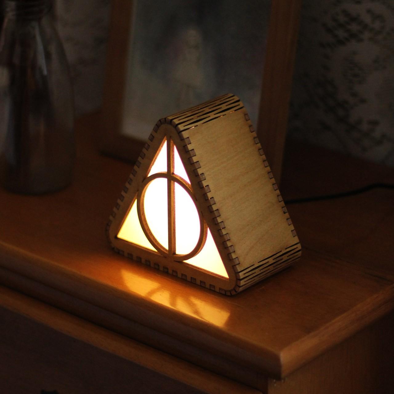 Luminária das Reliquias
