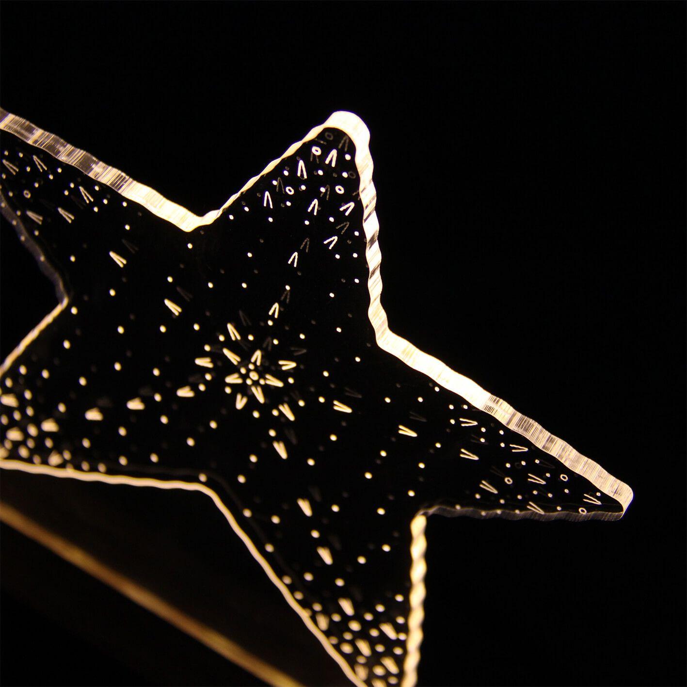 Marinho - Luminária Estrela do Mar