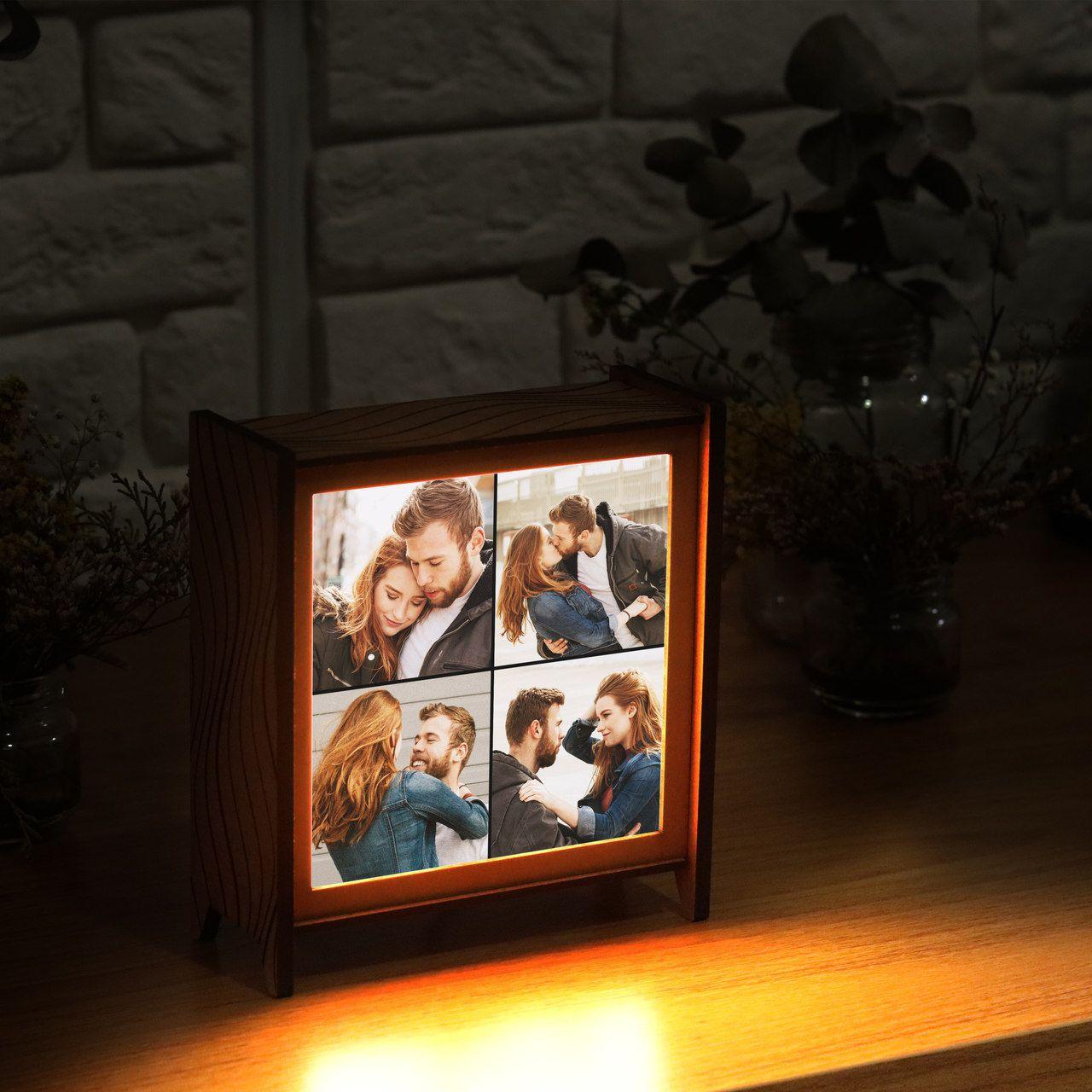 Luminária Personalizada - Dia dos Namorados