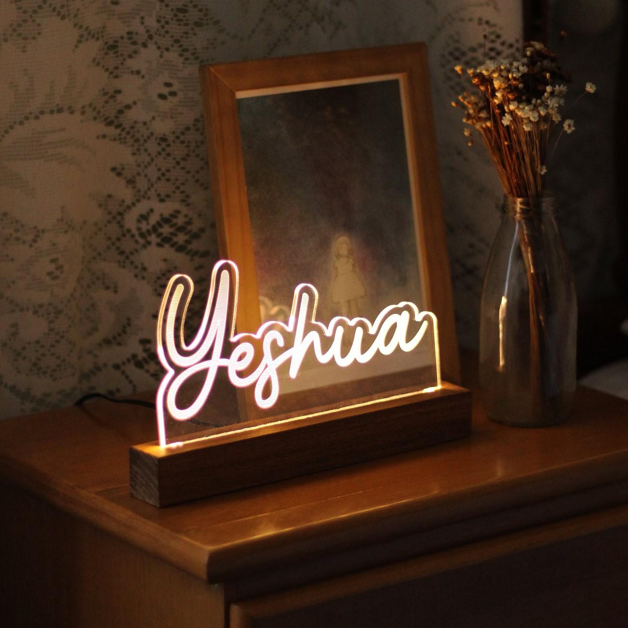 Luminária Yeshua