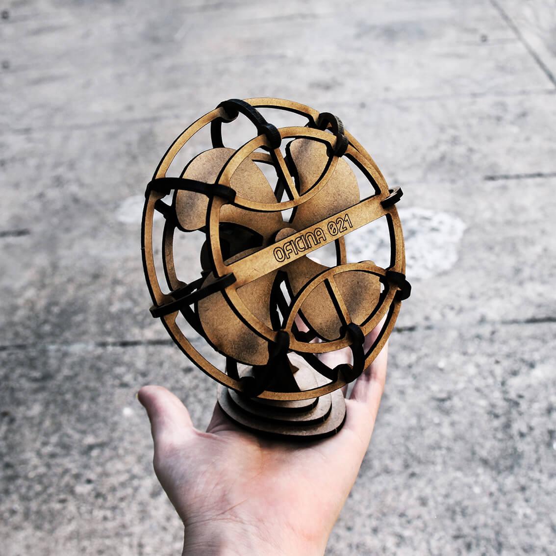 Miniatura Ventilador (Cutz)