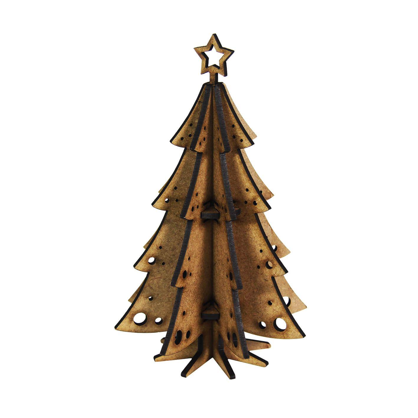 Natal - Miniatura para montar Árvore de Natal