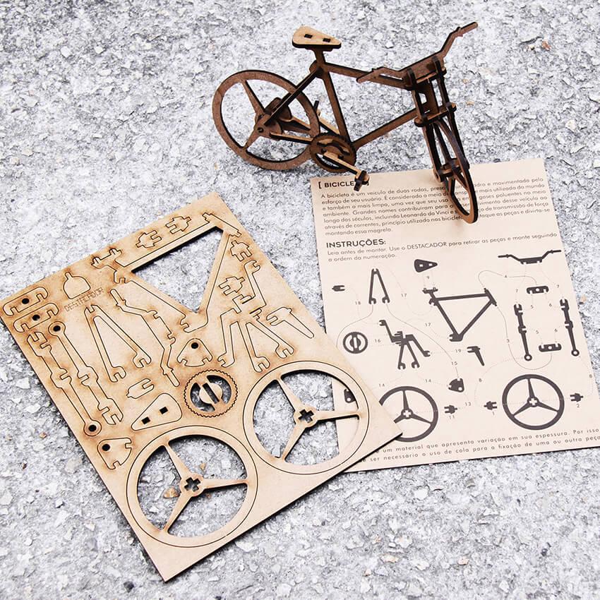 Miniatura Bicicleta (Cutz)